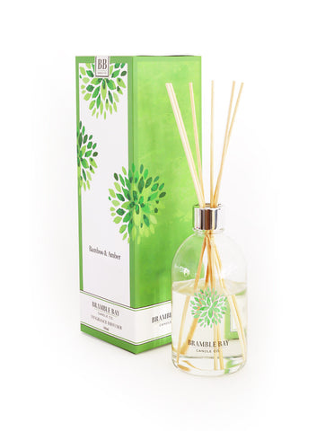 Fragrance Diffuser - Bamboo & Amber