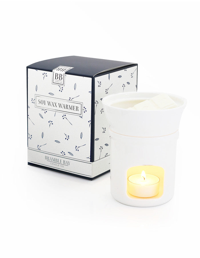 Soy Wax Wamer & Oil Burner