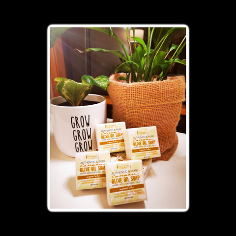 Canaan Olive Oil Soap