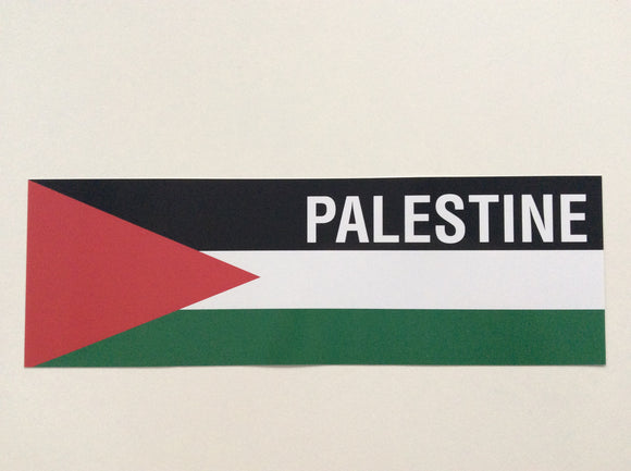 Sticker Palestine
