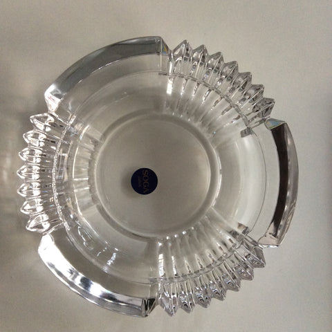 Ashtray Glass Round 16cm Princess