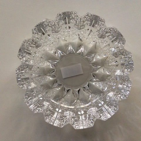 Ashtray Glass Round 14cm
