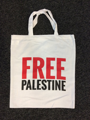 Carry Bag 'Free Palestine'