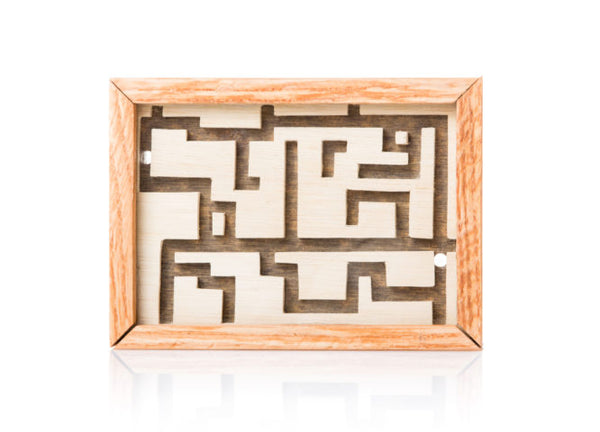 Maze Game In Between image1