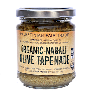 Nabali Green Olive Tapenade