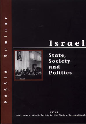 Israel: State, Society and Politics