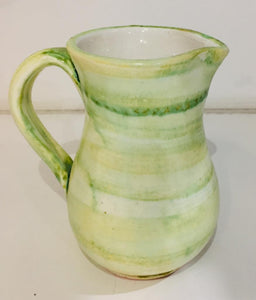 Washed Green Pitcher - Small