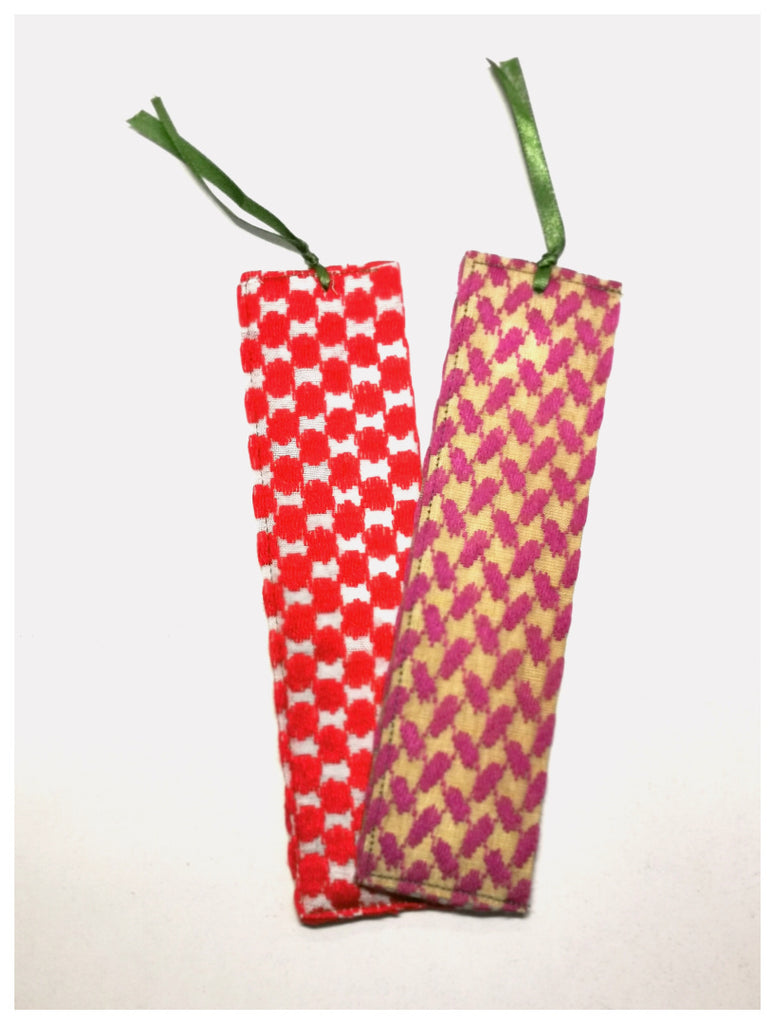 Bookmark - Keffiyeh Design