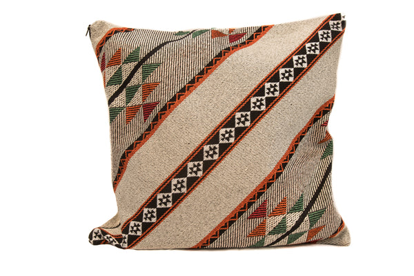Cushion Cover (square) - Bedouin Design