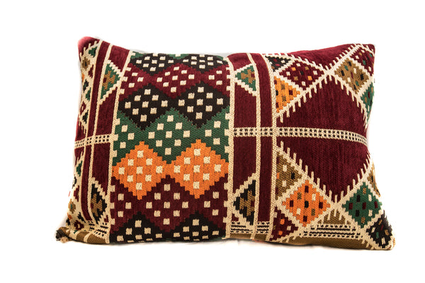 Cushion Cover (rectangle) - Tribal Design