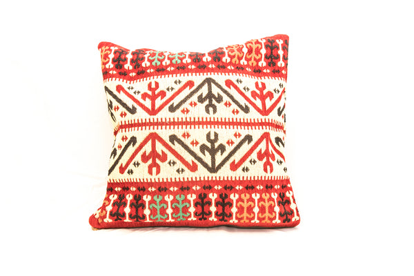 Cushion Cover (square) - Tribal Design