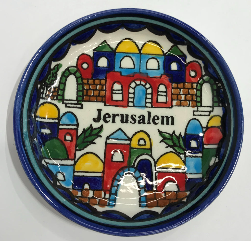 Small Jerusalem Dish