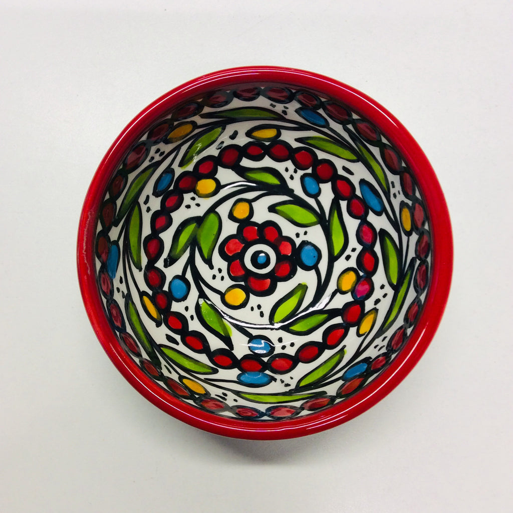 Medium Bowl - Red