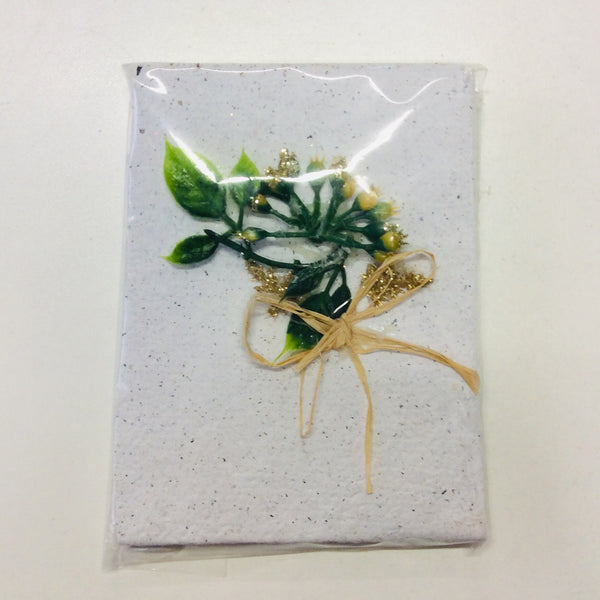 Small Paper Notepad