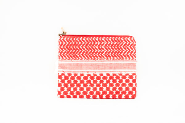 Purse (Large) - Keffiyeh Design