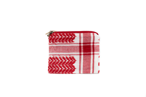Purse (Small) - Keffiyeh Design
