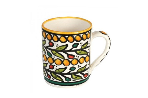 Mug (large) - Yellow