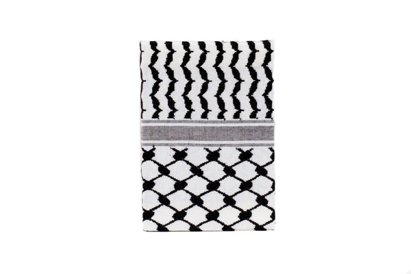 Notebook (A6) - Keffiyeh Design