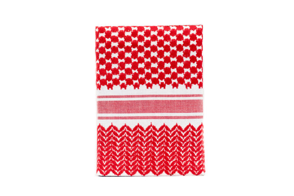 Notebook (A5) - Keffiyeh Design