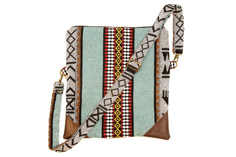 Shoulder Bag - Bedouin Design