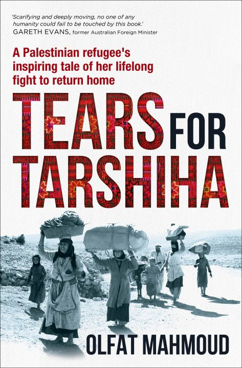 Tears for Tarshiha