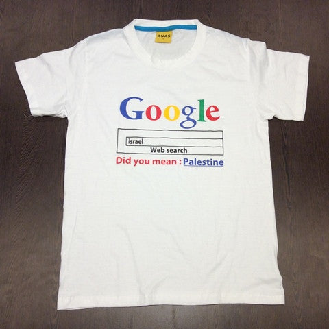 T-shirt 'Google' (white)