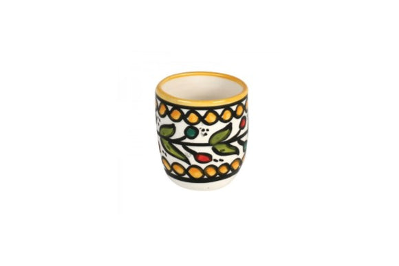 Water Cup (small) - Yellow