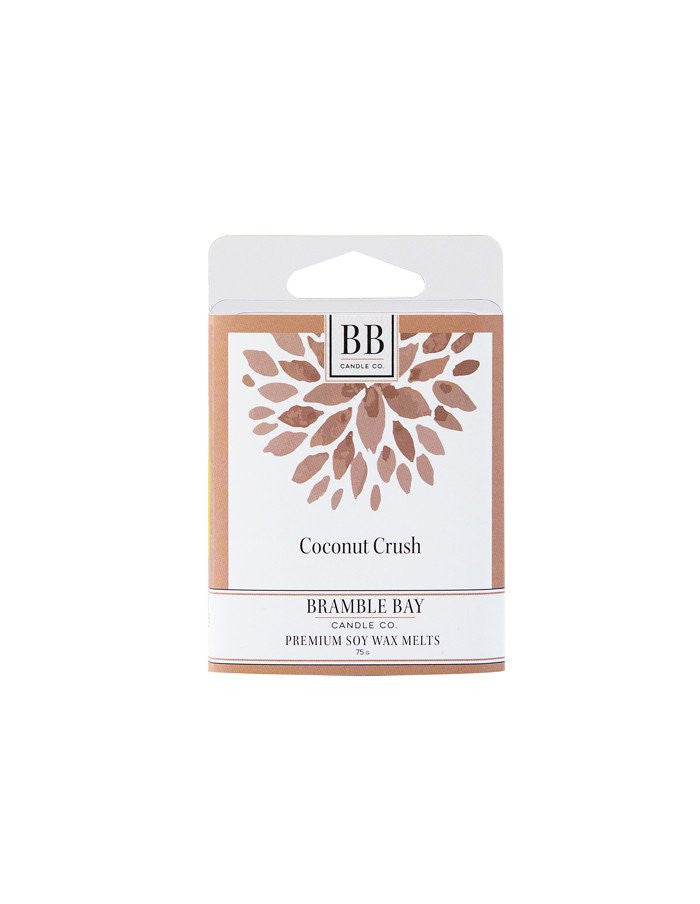 Soy Wax Melt 75g - Coconut Crush