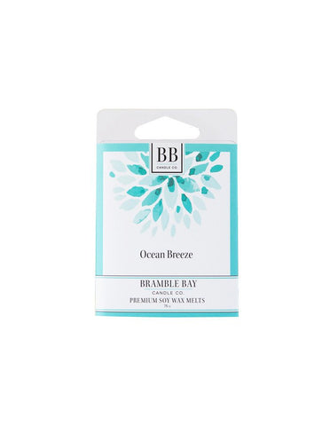 Soy Wax Melt 75g - Ocean Breeze