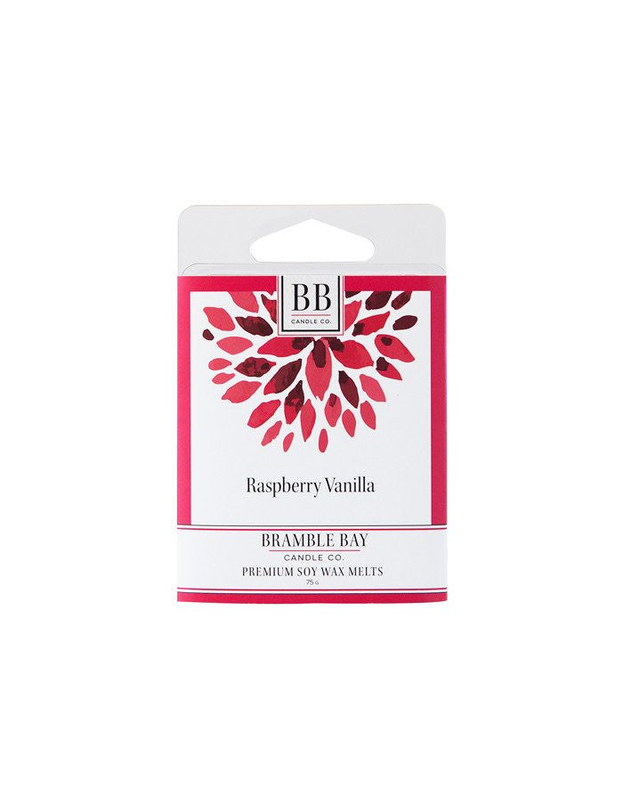Soy Wax Melt 75g - Raspberry Vanilla
