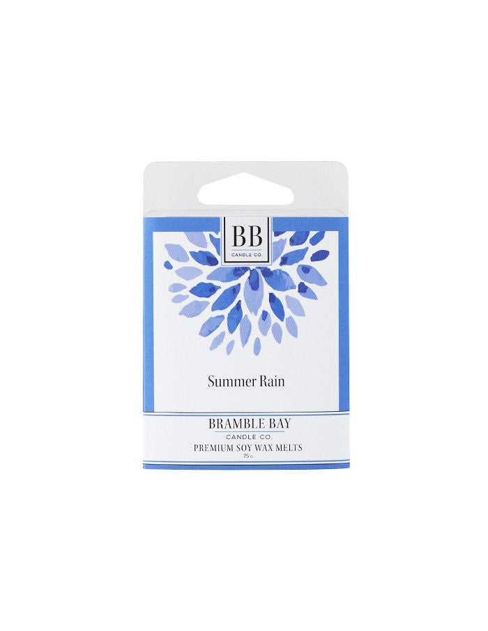 Soy Wax Melt 75g - Summer Rain