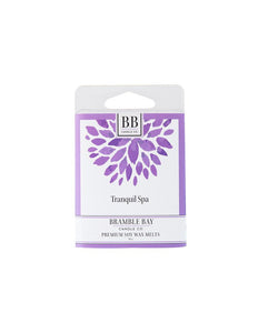 Soy Wax Melt 75g - Tranquil Spa