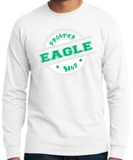 Men's Eagle Band Circle Long Sleeve T-Shirt