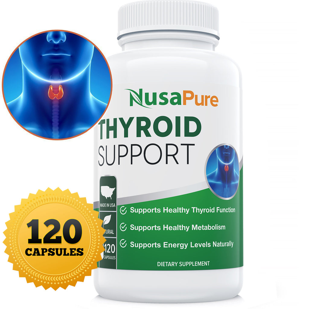 Enhance Hypothyroidism Deficiency With Natural Thyroid Supplements
