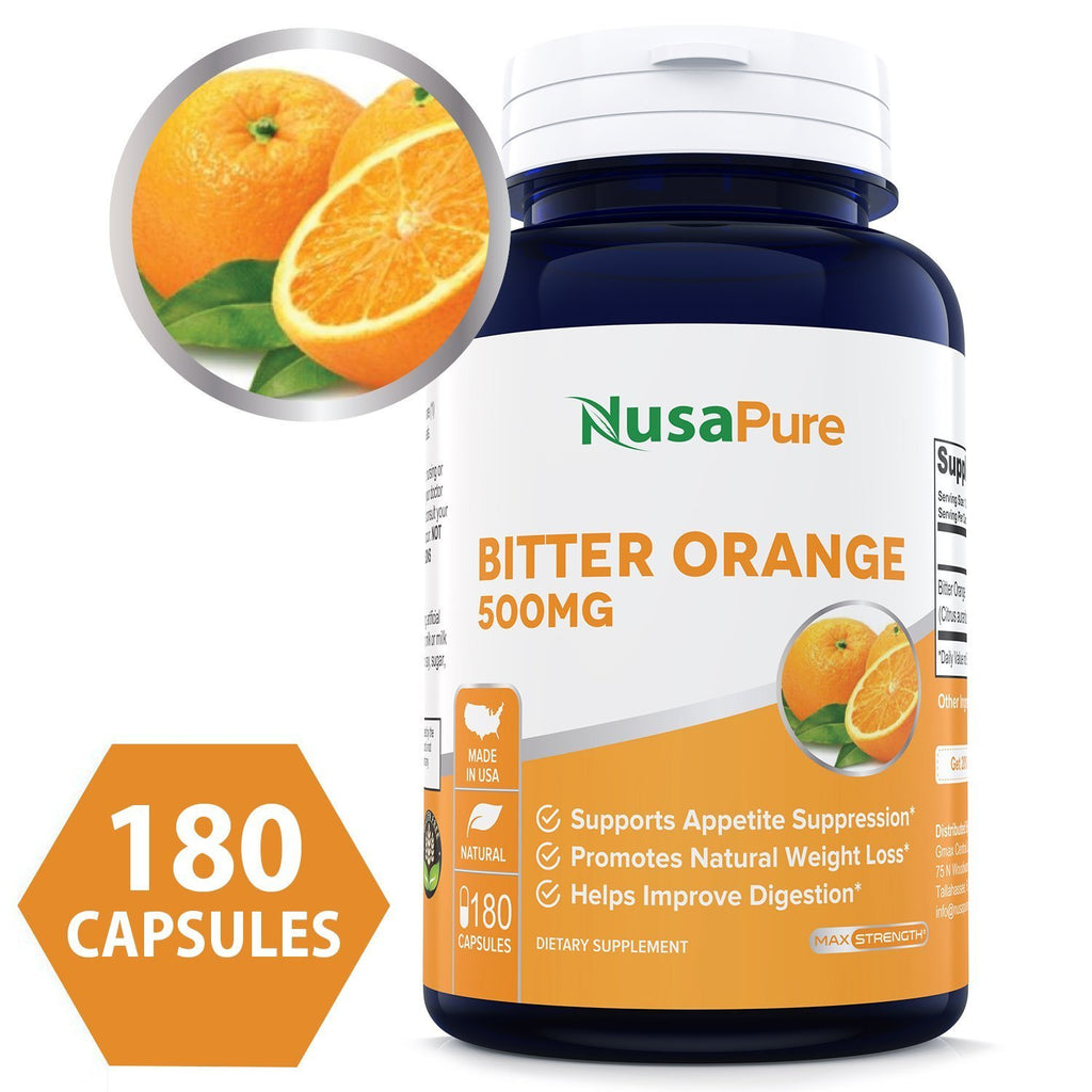 Shedding Off Extra Kilos By Having Bitter Orange Weight Loss Supplement
