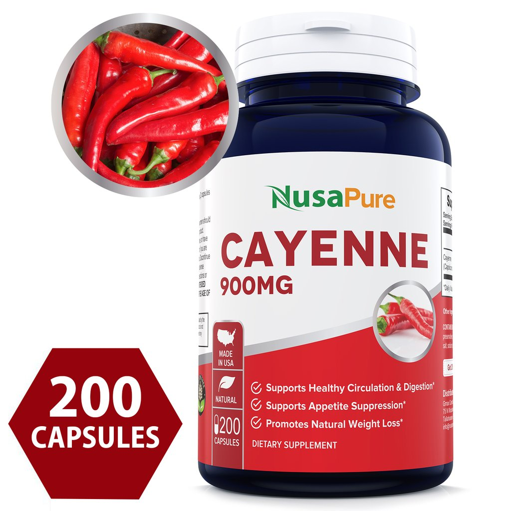 Sustain A Healthy Lifestyle By Consuming Organic Cayenne Pepper Capsules