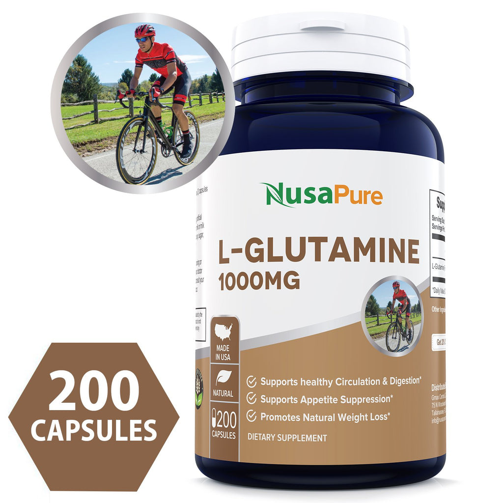 Improve Your Overall Health By Having L- Glutamine Supplements