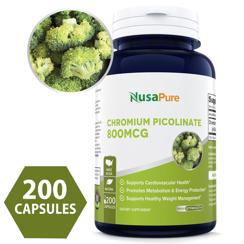 Prevent Chronically Diseases By Having Chromium Picolinate Supplement