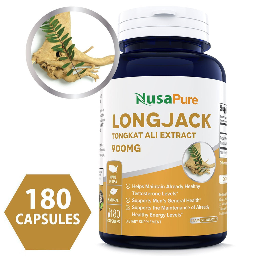 Enhance The Body's Adaptive Response By Having Longjack Tongkat Ali Supplement