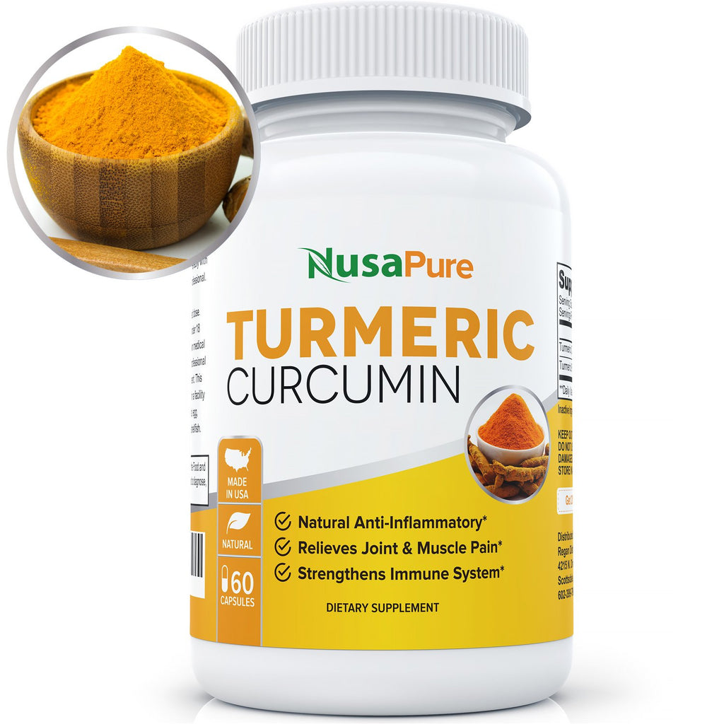 Boost Thyroid Hormones By Consuming Turmeric Curcumin Supplement