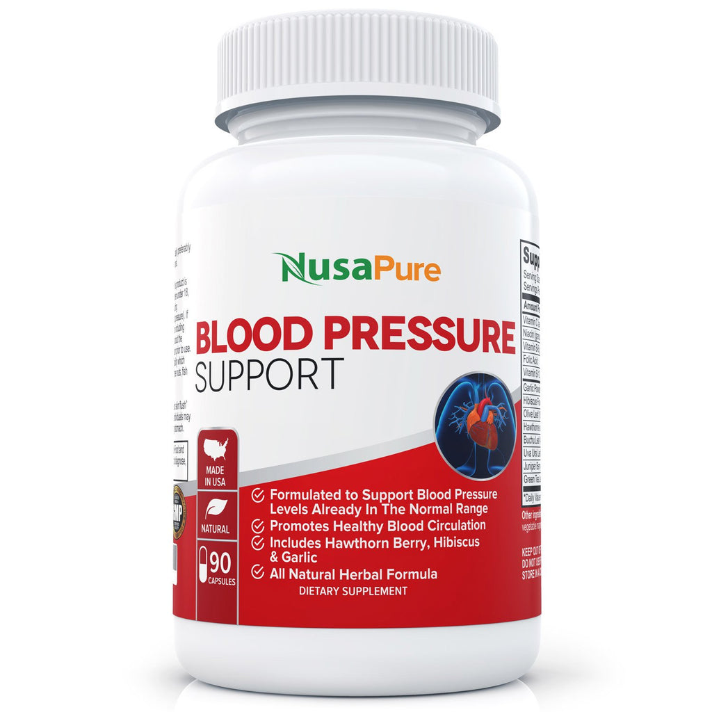 Cure Devastating Health Threat With Blood Pressure Supplements