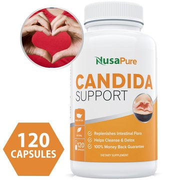 Eradicate Overgrowth of Yeast by Having Natural Candida Cleanse Pills