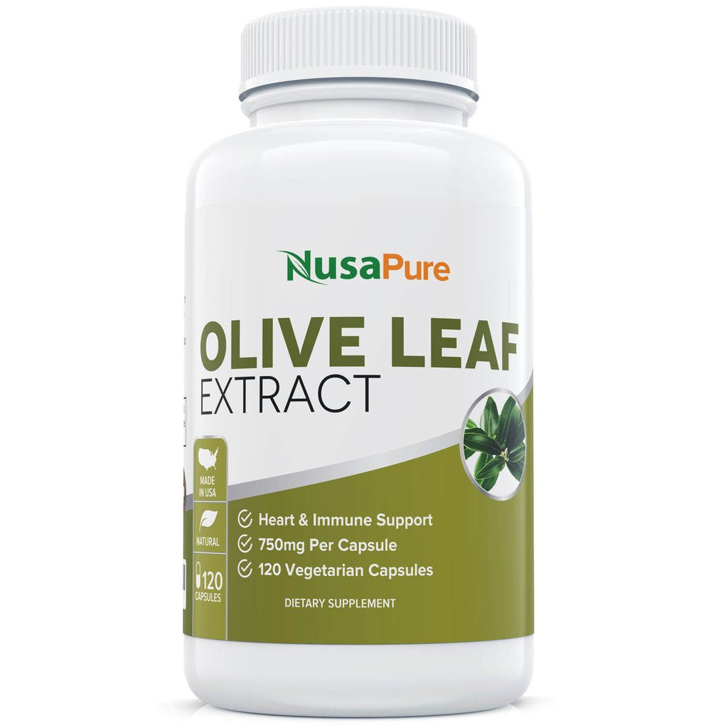 Buy Olive Leaf Extract To Lead A Sophisticated Healthy Life