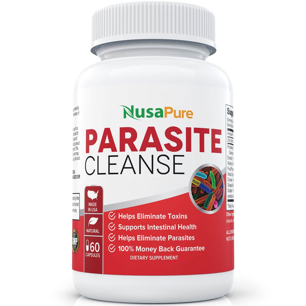 "Why must you always go for Natural ""Parasite Cleanse Supplements?"""