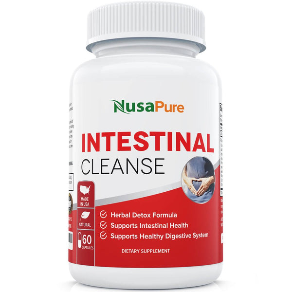 Parasite Cleanse Supplements
