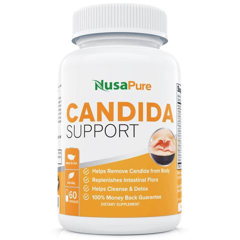 Candida yeast cleanse