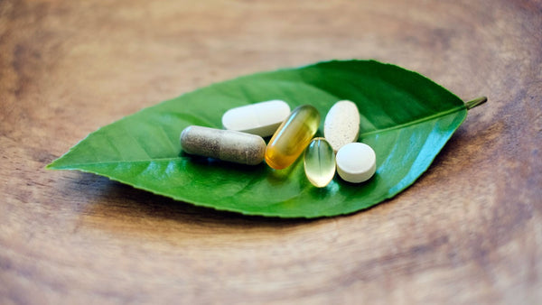 Herbal Remedy Supplements