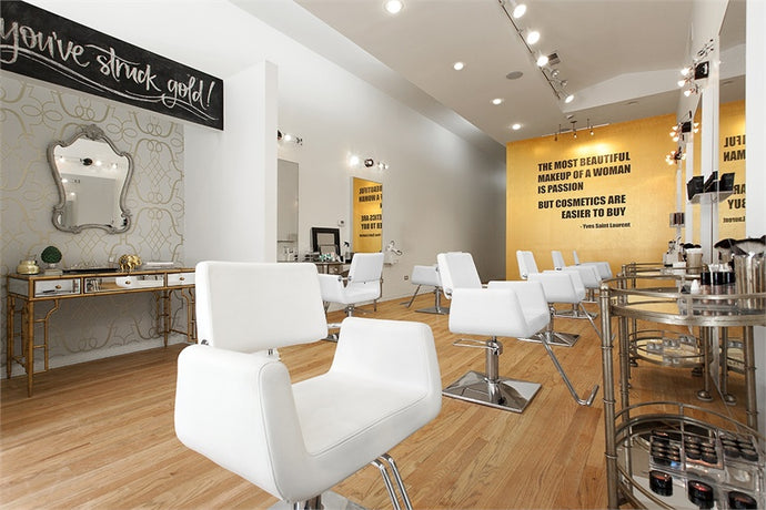 What You Need To Know About Salon Lighting