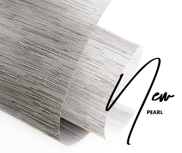 NEW 'PEARL' FABRIC