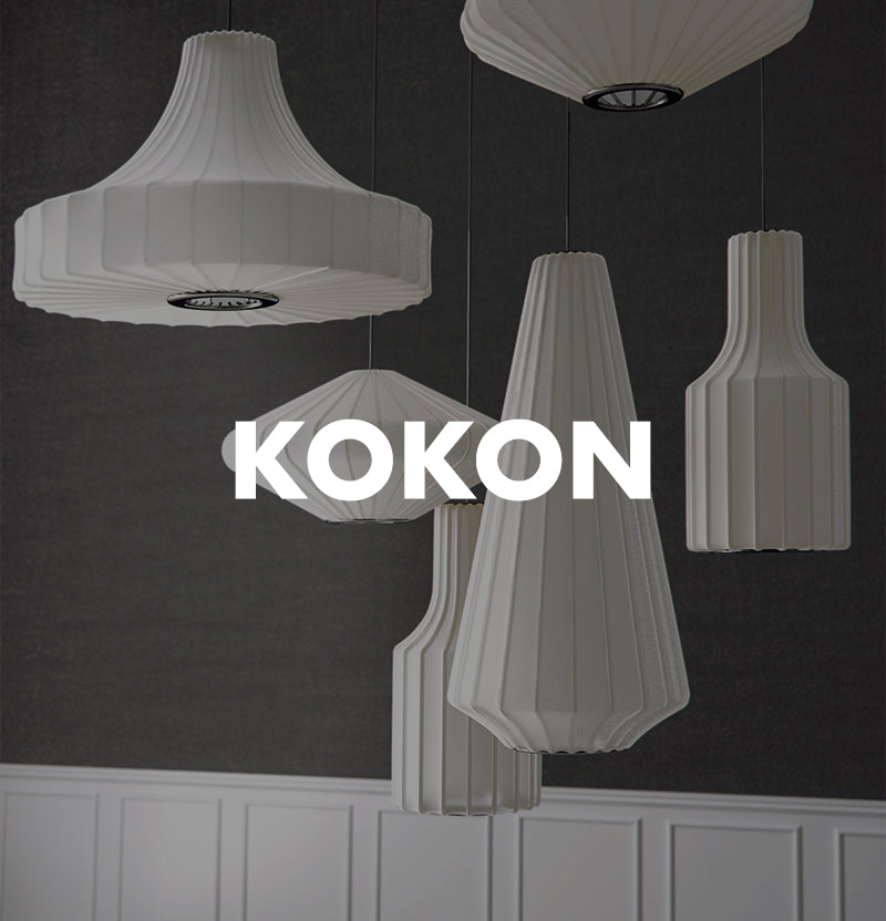 Kokon cocoon lighting perth st john lamps perth pendants lampshades keyboard keysfo Gallery